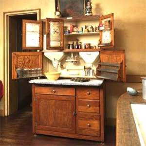 Hoosier Cabinet Parts,  Hoosier Style Accessories